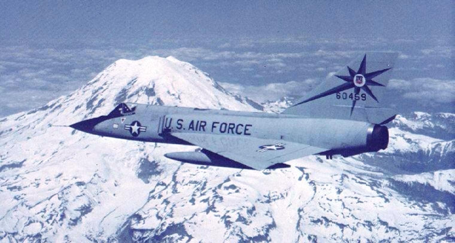 Mcchord Air Museum Homepage Fix A Six F 106 A