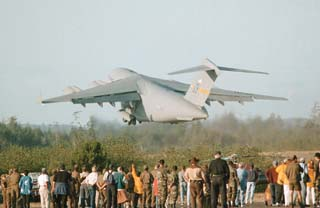 mcchord air museum homepage c17a 960005 quotthe sprit of